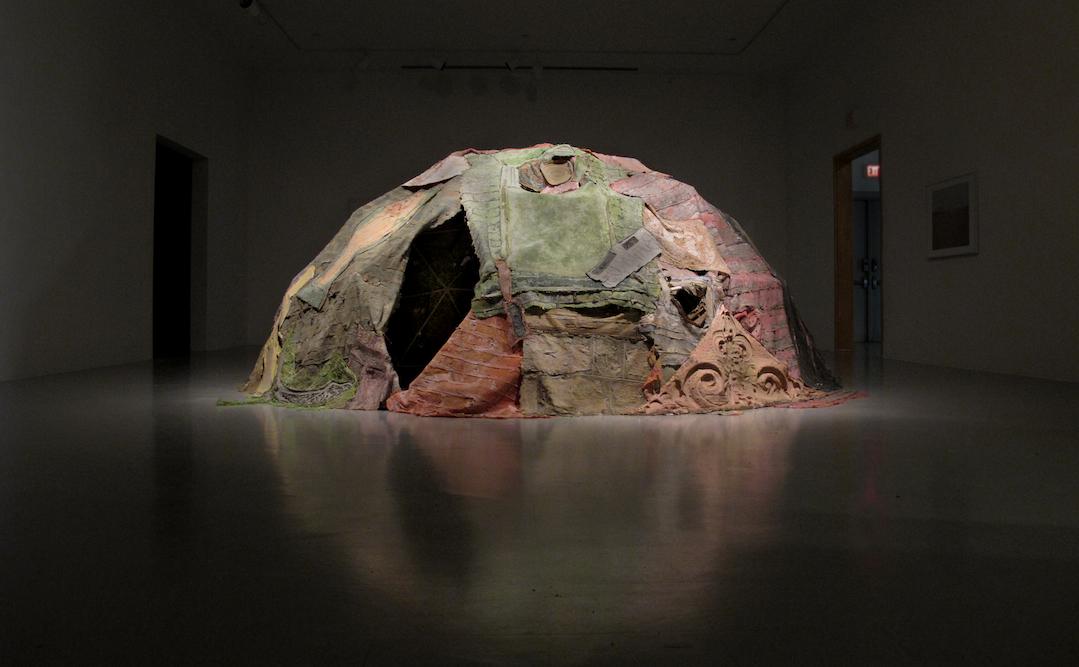 Installation view, Mason Gross Galleries, Rutgers University, NJ