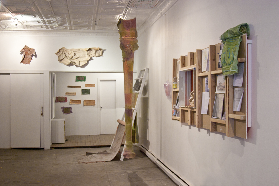 Installation View, Recess (Soho)